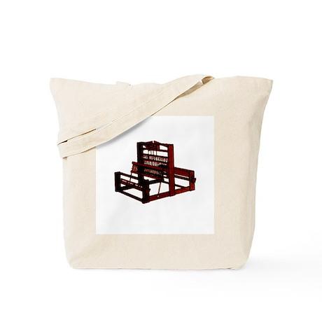 Yarn Crafts - Weaving Loom Tote Bag