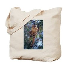 Capuchin Monkey Tote Bag