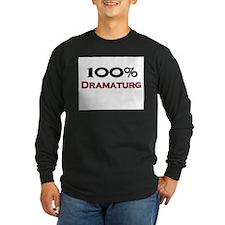 100 Percent Dramaturg T