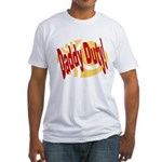 Daddy Duty Fitted T-Shirt