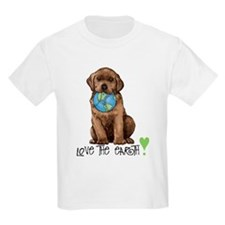 Earth Day Labrador T-Shirt