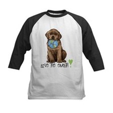 Earth Day Labrador Tee