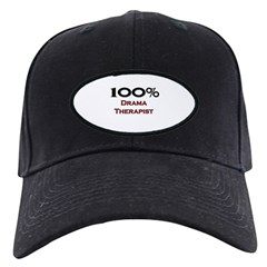 100 Percent Drama Therapist Baseball Hat