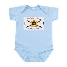 Official Ninja Infant Creeper