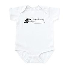 """Bonefishing!"" Infant Bodysuit"