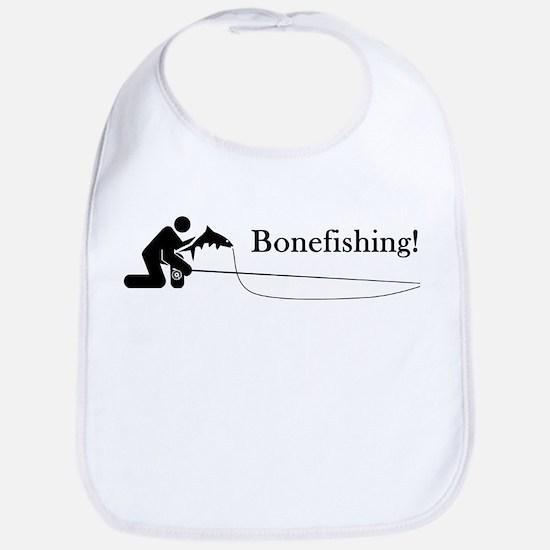 """""""Bonefishing!"""" Bib"""
