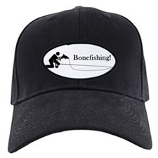 """Bonefishing!"" Baseball Hat"