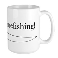 """Bonefishing!"" Mug"