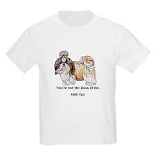 Shih Tzu is Boss T-Shirt