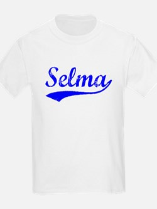 Vintage Selma (Blue) T-Shirt