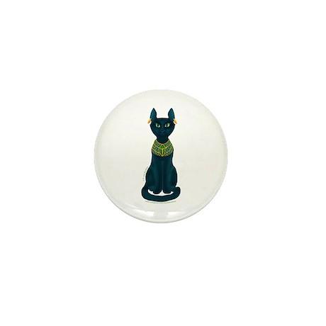 Bastet Mini Button (10 pack)