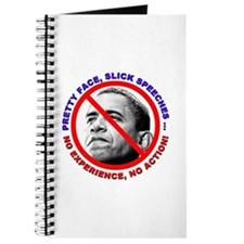 Anti-Obama No Experience Journal