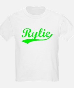 Vintage Rylie (Green) T-Shirt