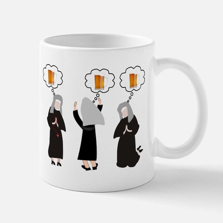 Nuns Jubilee Mugs