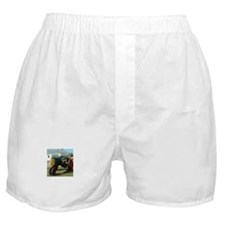 Cool Oliver tractor Boxer Shorts