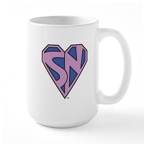 Super Nanny Large Mug