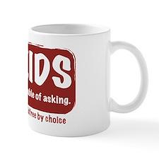 No Kids Mug