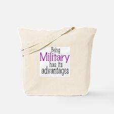 MILITARY HAS 15 Tote Bag