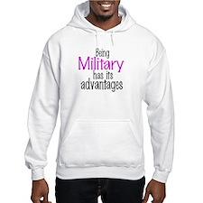 MILITARY HAS 15 Hoodie