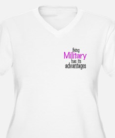 MILITARY HAS 15 T-Shirt