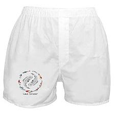 Yin & the Yang Boxer Shorts