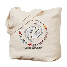 Yin & the Yang Tote Bag