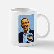 Barack Obama Hope Mug