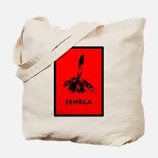 Seneca Headdress Tote Bag