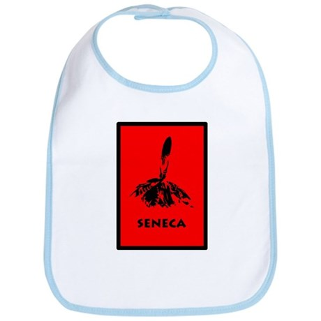 Seneca Headdress Bib