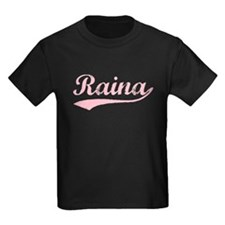 Vintage Raina (Pink) T
