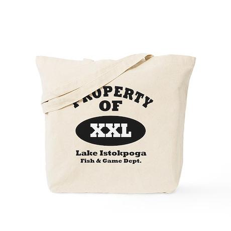 Prop of Fish & Game Tote Bag