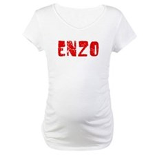 Enzo Faded (Red) Shirt