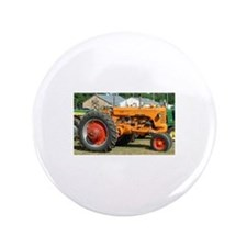 "Cute Tractors 3.5"" Button"