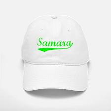 Vintage Samara (Green) Baseball Baseball Cap