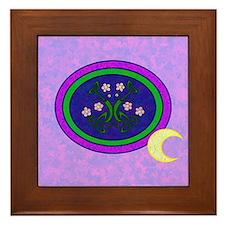 Celtic Tree of Life Framed Tile