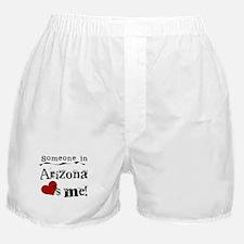 Someone in Arizona Boxer Shorts