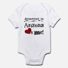 Someone in Arizona Infant Bodysuit