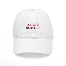 Aaron's Girlfriend Baseball Cap