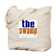 ONLY GATORS GET OUT ALIVE Tote Bag