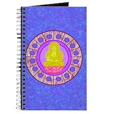 Meditating Buddha Journal