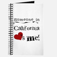 Someone in California Journal