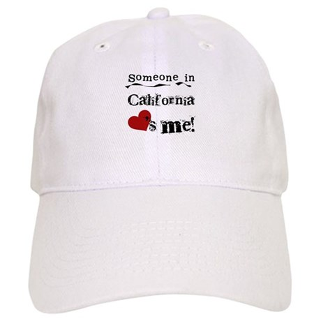 Someone in California Cap