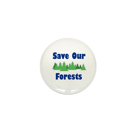 FORESTS Mini Button
