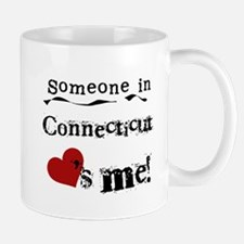 Someone in Connecticut Mug