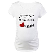 Someone in Connecticut Shirt