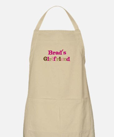 Brad's Girlfriend BBQ Apron