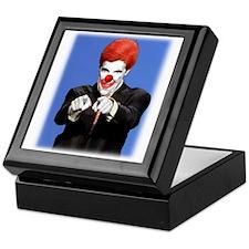Clown Kerry Keepsake Box