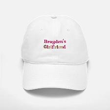 Brayden's Girlfriend Baseball Baseball Cap