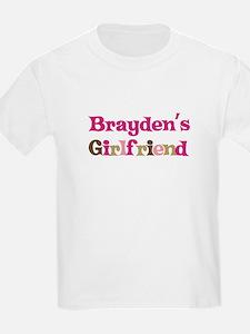 Brayden's Girlfriend T-Shirt