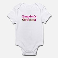 Brayden's Girlfriend Infant Bodysuit